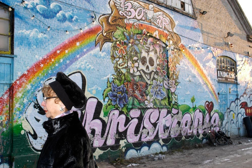 Christiania – Ein Kifferparadies mitten in Dänemark