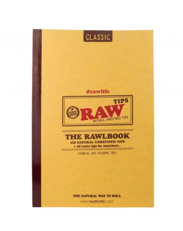 Raw Book Closed